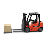 1:14 Scale Fork Lift w/rack Free Wheel Product Image