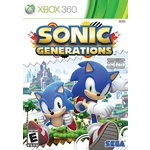 Sonic Generations Product Image