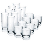 Islande 16pc Glassware Set Product Image