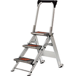 3-Step Safety Step Stepladder Product Image