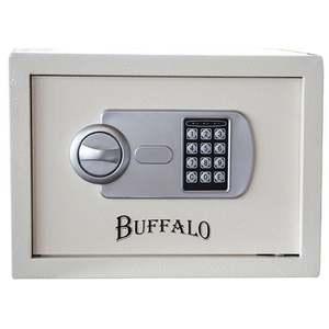Personal Safe w/ Keypad Lock Beige Product Image