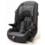 Summit 65 High Back Booster Car Seat Seaport Product Image