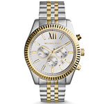 Mens Lexington Two-Tone Chronograph Watch Product Image