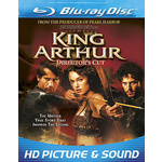 King Arthur-Extended Unrated Directors Cut Product Image