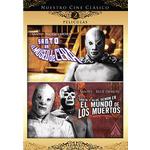 Santo En El Museo de Cera/Demon En El Mundo de Los Muertos