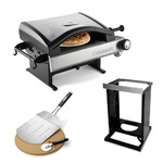 Pizza Oven with with Stand and Pizza Grill Set Product Image