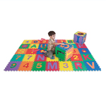 Edu-Tiles Letters & Numbers 36 Pc. Set Product Image