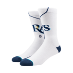 Stance Tampa Bay Rays Home Socks Product Image