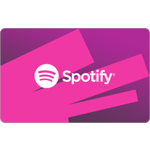 Spotify eGift Card $30.00 Product Image