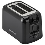 2 Slice Cool Touch Toaster Black Product Image