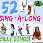 52 Sing-A-Long Silly Songs - Cooltime Kids Product Image