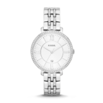 Fossil Women's Jacqueline Three-Hand Date Stainless Steel Watch Product Image