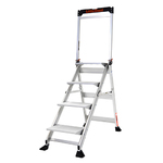 4-Step Jumbo Step Ladder Product Image