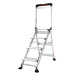 4-Step Jumbo Step Ladder