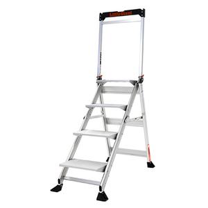 4-Step Jumbo Step Ladder Product Image