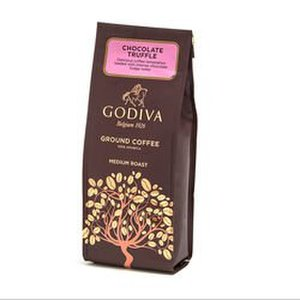GODIVA Chocolate Truffle Ground Coffee Product Image