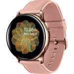 Galaxy Watch Active2 LTE Smartwatch (Stainless Steel, 40mm, Gold) Product Image