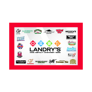 Landry's Seafood Gift Card $100 Product Image