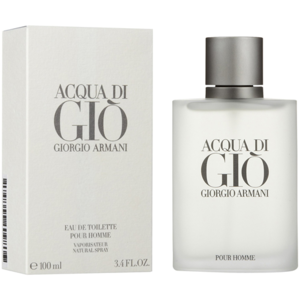 Giorgio Armani Acqua Di Gio for Men - 3.4 fl oz Product Image