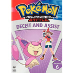 Pokemon Advanced Battle V06-Deceit & Assist Product Image