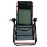 Lounge Lizard Chair Black