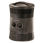 360-Degree Surround Fan Forced Heater Gray Product Image