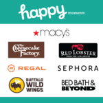 Happy Moments Gift Card $100 Product Image
