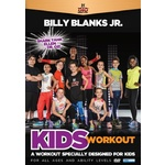 Billy Blanks Jr-Dance It Out-Kids Workout Product Image