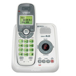 DECT 6.0 Cordless Phone w/Digital Answering System Product Image