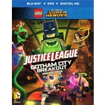 Lego Dc Super Heroes-Justice League-Gotham City B Product Image