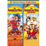 An American Tail 2-Movie Family Fun Pack Product Image