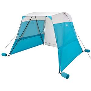 Go Shade 7ft x 7ft Backpack Sun Shelter Caribbean Sea Product Image