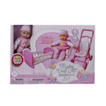 """13"""" Soft body Doll 4 in 1 Set Product Image"""