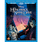 Hunchback of Notre Dame/Huntch of Notre Dame 2-Movie Collection Product Image
