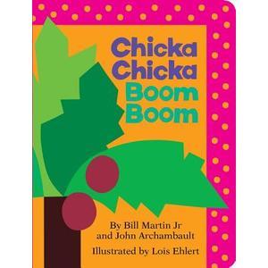 Chicka Chicka Boom Boom Product Image