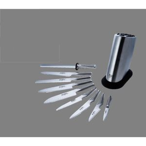 Classic 10-Piece Knife Block Set Product Image