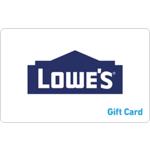 Lowe's® eGift Card $100 Product Image