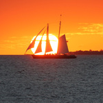 Key West Champagne and Sunset Sail Product Image