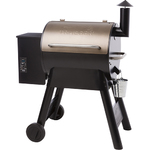 Pro Series 22 Pellet Grill Bronze Product Image