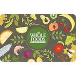 Whole Foods eGift Card $25 Product Image