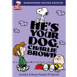 Peanuts-Hes Your Dog Charlie Brown Product Image