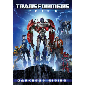 Transformers Prime-Darkness Rising Product Image