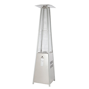Stainless Steel Pyramid Flame Patio Heater Product Image