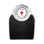 Large Dial Mechanical Speedometer Bath Scale Product Image