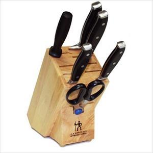 Forged Premio 7-Piece Knife Block Set Product Image