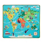 Round the World Travel Rug Ages 3+ Years Product Image