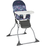 Simple Fold High Chair Poppy Field Product Image