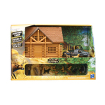 Wild Hutting Playset with House & Truck Product Image