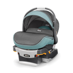 KeyFit 30 Zip Infant Car Seat & Base Serene Product Image