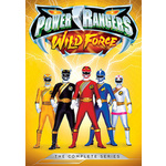 Power Rangers-Wild Force-Complete Series Product Image